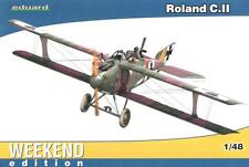 ROLLAND C.II (KAIZERLICHE LUFTWAFFE MARKINGS)#8445 1/48 EDUARD