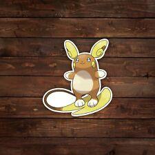 Alola Raichu (Pokemon) Decal/Sticker