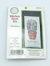 Cross My Heart Kitchen Hanger Kit Rosemary CSK-408