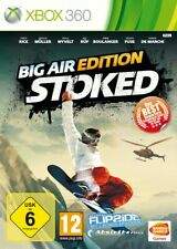 Stoked-BIG AIR EDITION xbox360 NUOVO & OVP