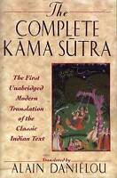 """""""VERY GOOD"""" The Complete Kama Sutra: The First Unabridged Modern Translation of"""