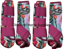 Professional's Choice VenTech ELITE Value Pack Boots Desert Flower M Prof Pro