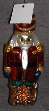 Bolas de Navidad Adorno cristal Papá Noel para árbol 16,5 7 5cm