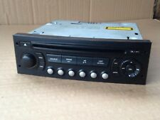 Peugeot Citroen Fiat Radio CD Stereo Player Blaupunkt RD4 FREE CODING -PLUG&PLAY