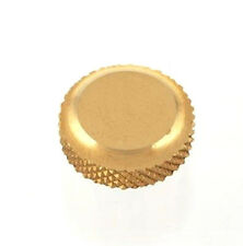Large Gold Schaller Lock Knob for Locking Tuning Keys