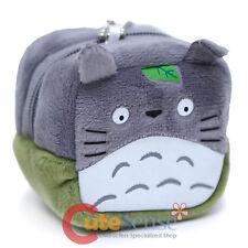 My Neighbor Totoro Plush Coin Wallet Key Chain Mini Coin Bag