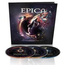 Epica The Holographic Principle 3CD EARBOOK  ear book box set boxset AUTOGRAPHED