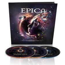 Epica The Holographic Principle 3CD EARBOOK  ear book box set boxset AUTOGRAPHED