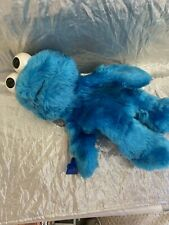 Cookie Monster Puppet New Tagless Applause Sesame Street