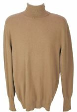 Mint Loro Piana 100% Vicuna Classic Turtleneck Sweater 56 EU / 46 US $6800