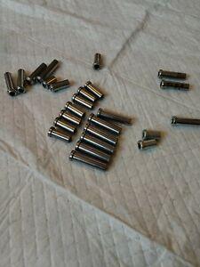 Resesed Brake Nut Lot To Titanium Shimano