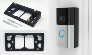Ring Doorbell 20° Angle Mount