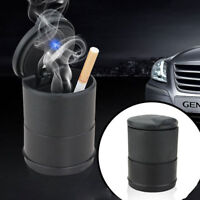 Car LED Smokeless Ashtray Travel Auto Cigarette Odor Smoke Remover Ash Holder