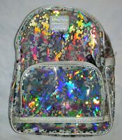 Disney Mickey Minnie mouse holographic backpack