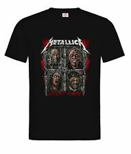 Unisex T-Shirt - Metallica,spit out the bone