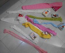 Stock Collant bambina 3 A 7/8 A 11/12 A  scarpe ballerina paillettes tg 34