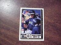 KEN GRIFFEY JR. , MARINERS , 1999 UPPER DECK RETRO BASEBALL CARD #76 MINT
