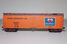HO Scale Train Miniatures Morrel Meats Billboard 40' Plug Door Reefer 9481 X1501