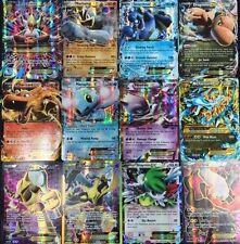 Pokemon - 1 Random Holographic Card - Guaranteed Rare / Mega / Full Art / EX