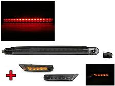 98-04 Porsche 911 996 Carrera Smoke 3rd LED Tail Brake Light + Smoke Side Marker