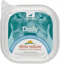More details for almo nature daily dogs 100g with cod and green beans 30x100g - bbe 02/21