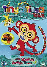 TINGA TINGA TALES: WHY MONKEYS SWING IN TREES NEW DVD