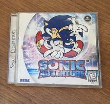 SONIC ADVENTURE Dreamcast NTSC USA