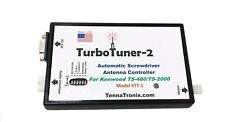 Turbo Tuner 2 Antenna Tuner for Kenwood TS-480 Series Radios