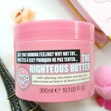 Soap And Glory The Righteous Butter Body Butter 300ml/Moisturiser/Skin/Cream/NEW