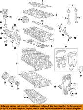 VOLVO OEM 13-16 S60-Engine Piston Ring 9487333