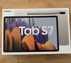 Factory Sealed Samsung Galaxy Tab S7 128GB, Wi-Fi, 11 in - Mystic Silver w/ SPen