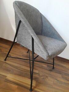 Seltener DDR Vintage Designer Sessel von 1986