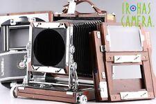 Tachihara 4x5 Large Format Camera + Horseman Roll Film Holder #8038E4