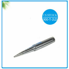 New Listingnew Soldering Iron Tips 900m T Series 2ld Soldering Iron Tip Replace For