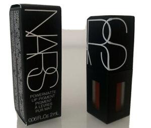 NARS Powermatte Lip Pigment in 'Starwoman' (Bright Red) - 2ml - BOXED