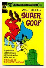 Walt Disney's Super Goof #28 (Whitman) NM9.2