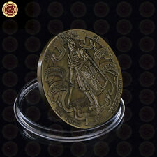 Helmet of Salvation / Put on The Whole Armor of God Ephesians Commemorative Coin