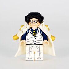 ⎡OUTSIDE BRICK⎦Custom One Piece Kuzan Lego Minifigure