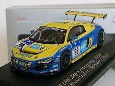 Schuco AUDI r8 LMS Nürburgring 2010, #98 - 1/43