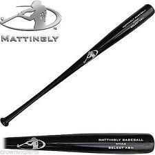 MATTINGLY V-GRIP MVAA30 YOUTH BASEBALL BAT 30 INCH WOOD BAT
