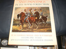"""MILLER/DAWNAY """"MILITARY DRAWINGS AND PAINTINGS IN THE ROYAL COLLECTION  1970"""