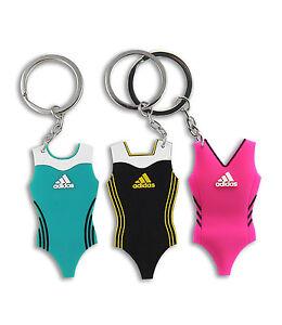 adidas Gymnastics Leotard Keyring (C1003)