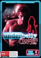 Underbelly - The Golden Mile (DVD, 2010, 4-Disc Set)