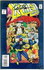 X-MEN 2099 #1 - Signed Ron Lim & Adam Kubert (COA)
