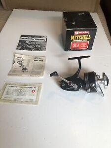 Vintage Garcia Mitchell 301 spinning reel New In Box