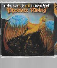 Elaine Samuels and Kindred Spirit - Phoenix Rising - great folk rock album