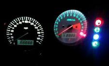 led clock upgrade kit lightenUPgrade WHITE Gsxr SRAD 600 750