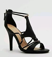 New Look Casual Strappy, Ankle Straps Stiletto Women's Heels