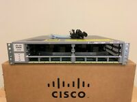 Cisco WS-C4900M 8 Port 10 GbE Ethernet Switch 15.2 OS Dual AC Power