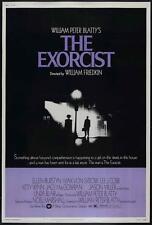 The Exorcist Movie POSTER 27 x 40, Linda Blair, Ellen Burstyn, F, LICENSED NEW